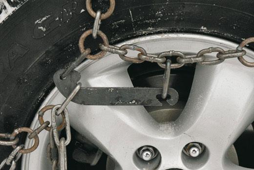 Как сделать замок для цепи