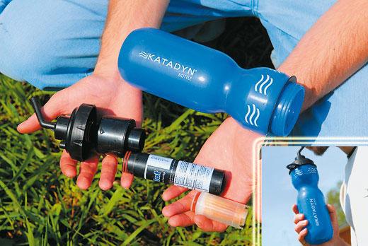 Фильтр для воды своими руками фото