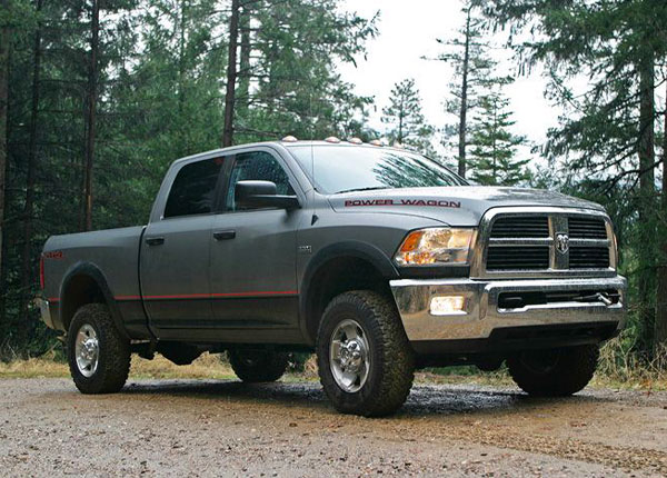 Dodge RAM 2500 Power Wagon 5.7 V8 2010