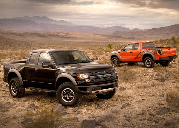 Ford F-150 SVT Raptor 6.2 V8 2010