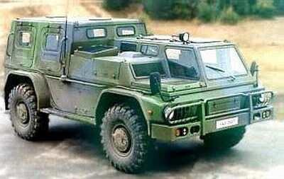 """ГАЗ-3937 """"Водник"""" - Армия России Бронетехника - Армия России ..."""