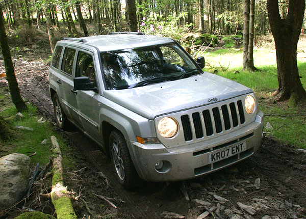 Jeep Liberty 2.4 2010