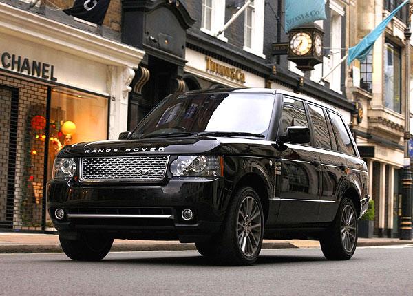 Range Rover 4.4 V8 TD 2011