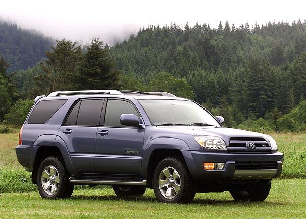 Toyota 4Runner 2003-2007