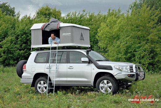 Toyota Land Cruiser 200 «Бриткар» 2010
