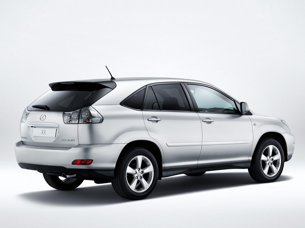 Lexus RX 350 Wallpaper